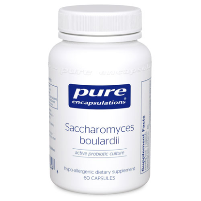Picture of Saccharomyces Boulardii 60's, Pure Encapsulations