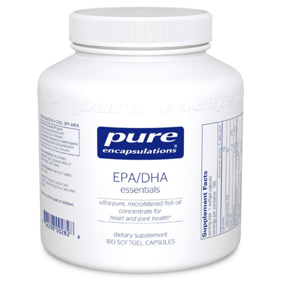 Picture of EPA/DHA Essentials 180's, Pure Encapsulations