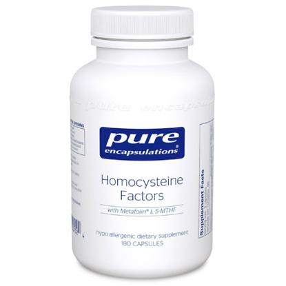 Picture of Homocysteine Factors 180's, Pure Encapsulations