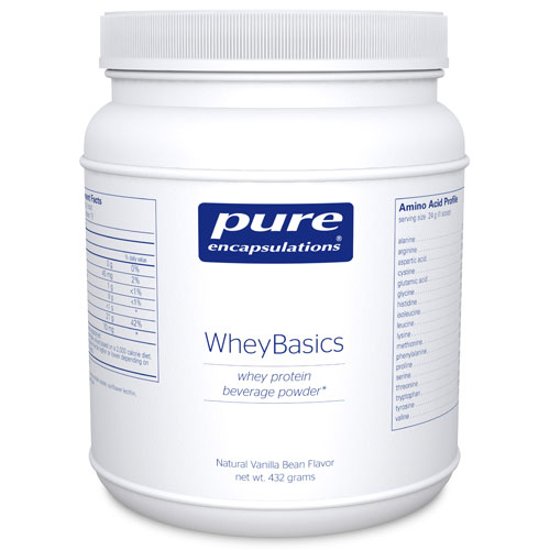 Picture of Whey Basics 432 grams, Pure Encapsulations