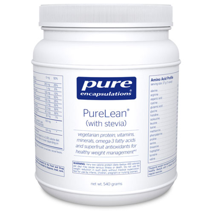 Picture of Pure Lean Protein Blend Basics 500g., Pure Caps