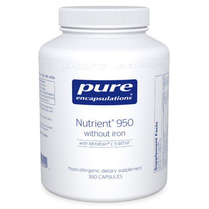 Picture of Nutrient 950 w/o FE 360's, Pure Encapsulations
