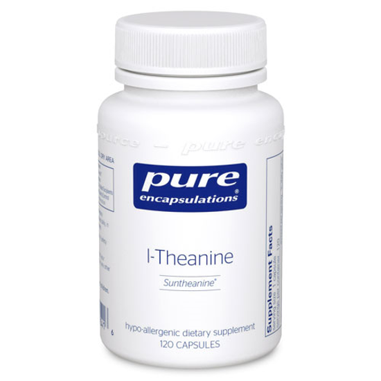 Picture of L Theanine 120's, Pure Encapsulations