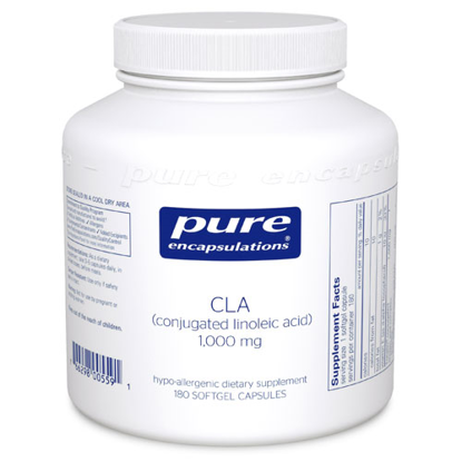 Picture of CLA (conjugated linoleic acid) 180's 1,000 mg., Pure Encap