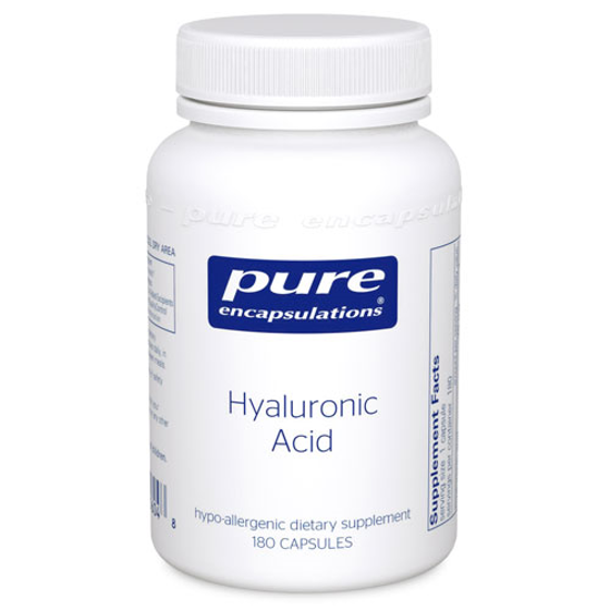 Picture of Hyaluronic Acid 180's, Pure Encapsulations