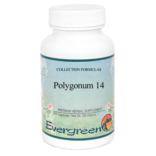 Picture of Polygonum 14 Granules 100g, Evergreen