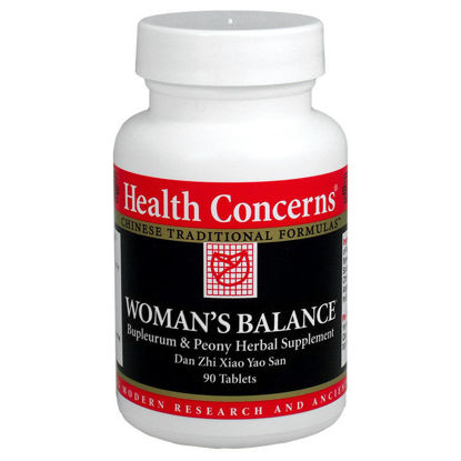 Picture of Woman's Balance by Health Concerns