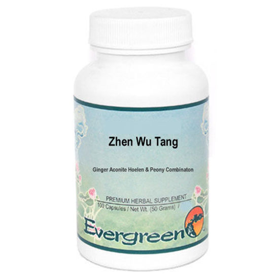 Picture of Zhen Wu Tang Evergreen Capsules 100's
