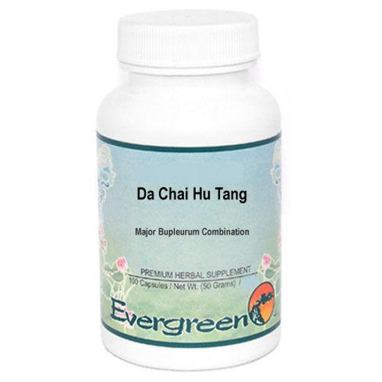 Picture of Da Chai Hu Tang Evergreen Capsules 100's
