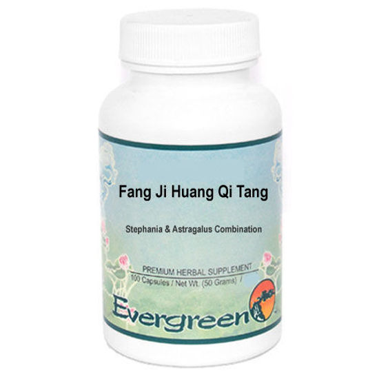 Picture of Fang Ji Huang Qi Tang Evergreen Capsules 100's