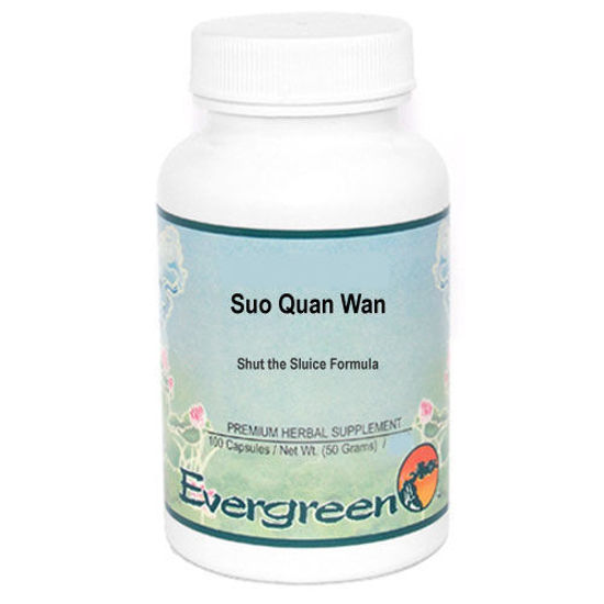 Picture of Suo Quan Wan Evergreen Capsules 100's
