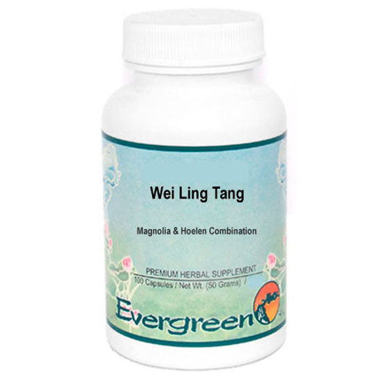 Picture of Wei Ling Tang Evergreen Capsules 100's