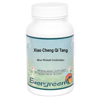 Picture of Xiao Cheng Qi Tang Evergreen Capsules 100's