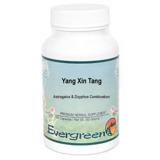 Picture of Yang Xin Tang Evergreen Capsules 100's