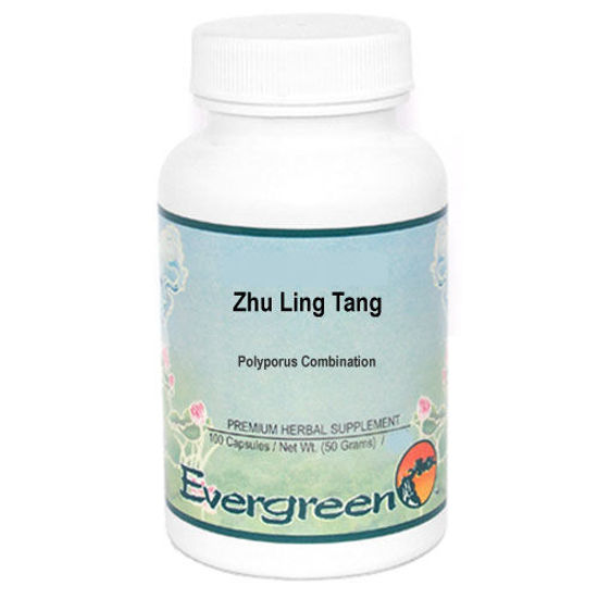 Picture of Zhu Ling Tang Evergreen Capsules 100's