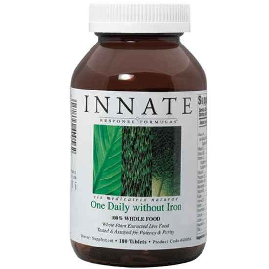 Picture of Men's One Daily Iron Free 60ct., Innate