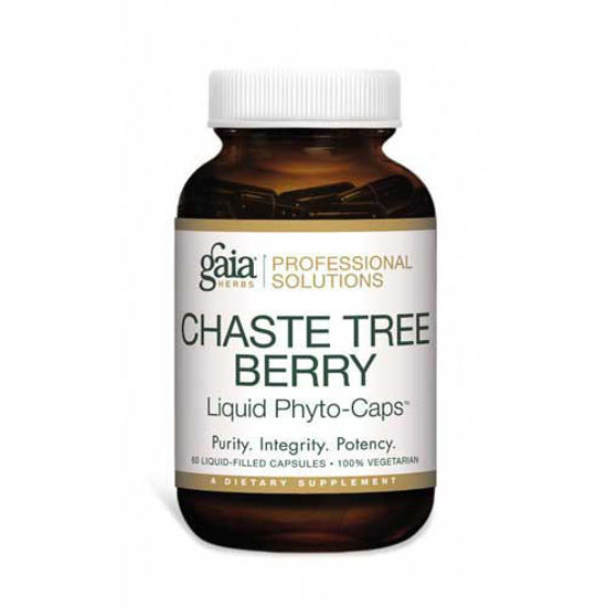 Picture of Chaste Tree Berry 60 caps, Gaia Professional