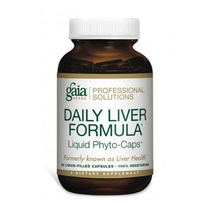 Picture of Daily Liver Formula 60 caps, Gaia Professional