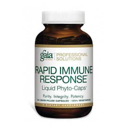 Picture of Rapid Immune Response 40 caps, Gaia Professional