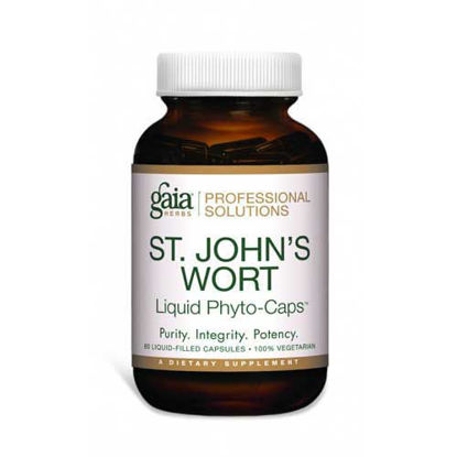 Picture of St. Johns Wort 60 caps, Gaia Professional