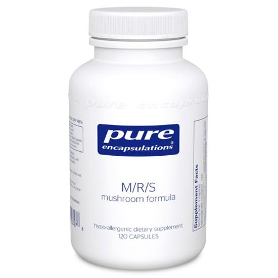 Picture of M/R/S Mushroom Formula 120 ct., Pure Encapsulations