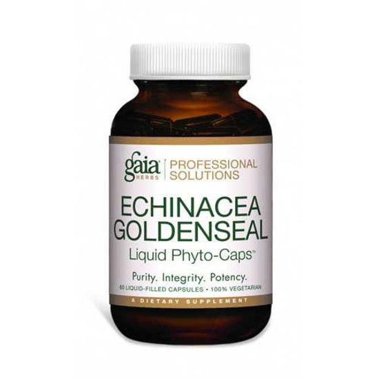 Picture of Echinacea 60 caps, Gaia Professional