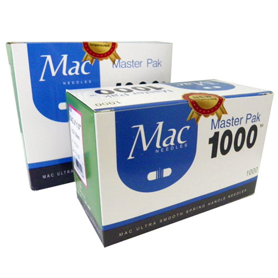 Picture of Mac Master Pak Needles 1000's
