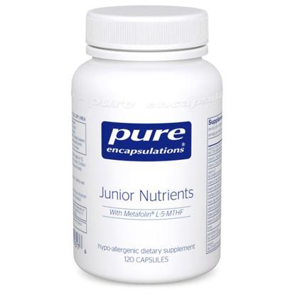 Picture of Junior Nutrients 120 ct., Pure Encapsulations