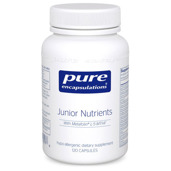 Picture of Junior Nutrients 120 ct., Pure Encapsulations