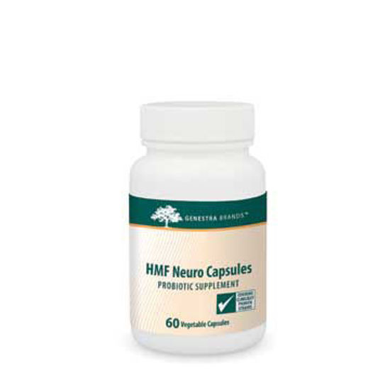 Picture of HMF Neuro Capsules 60 caps, Genestra
