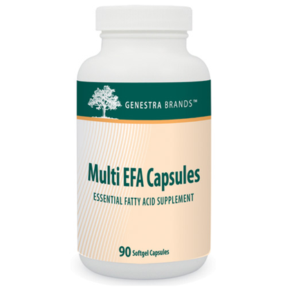 Picture of Multi EFA 90 Capsules, Genestra