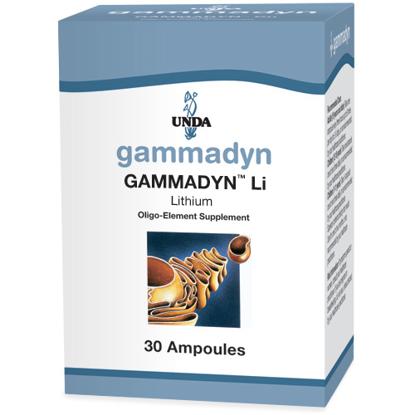 Picture of Gammadyn Li 30 Ampoules, Unda