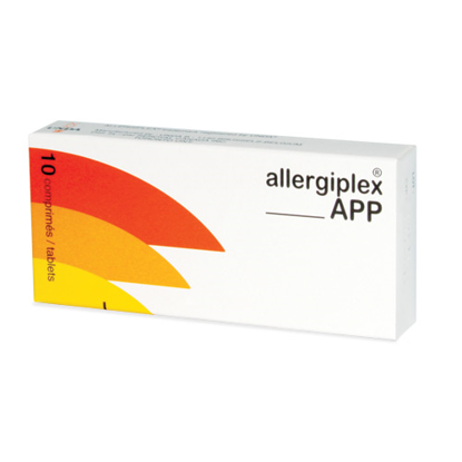 Picture of Allergiplex 10 Tablets, Unda