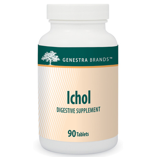 Picture of Ichol Plus 90 Capsules, Genestra