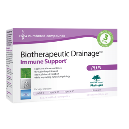 Picture of Biotherapeutic Drainage Immune Support Kit, Unda