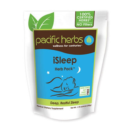 Picture of iSleep Herb Pack by Pacific Herbs