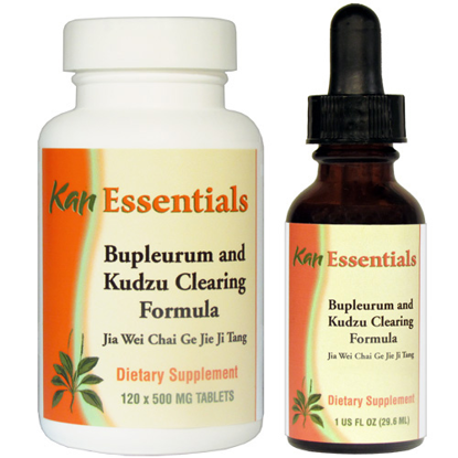 Picture of Bupleurum and Kudzu Clearing Formula by Kan
