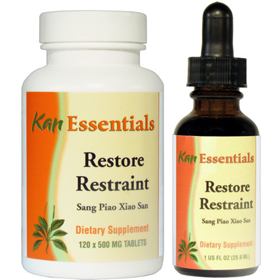 Picture of Restore Restraint by Kan