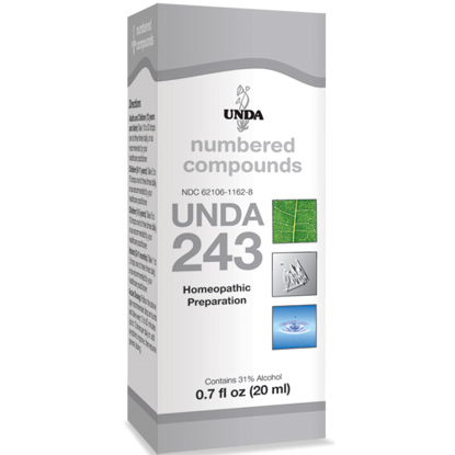 Picture of Numbered Compound #243 (20ml), Unda