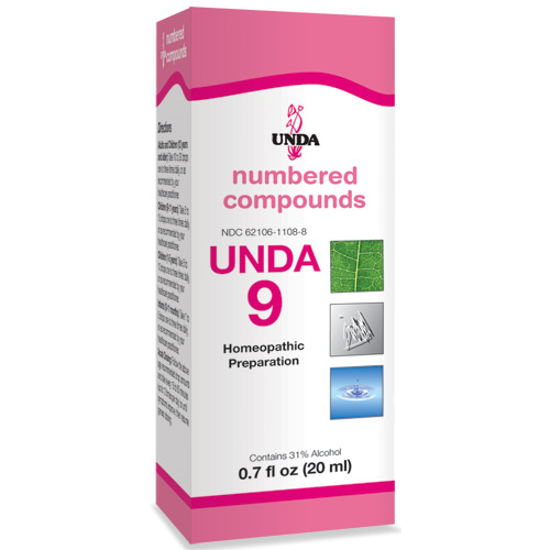 Picture of Numbered Compound #9 (20ml), Unda