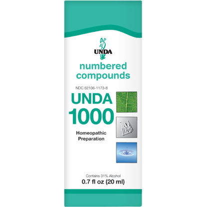 Picture of Numbered Compound #1000 (20ml), Unda