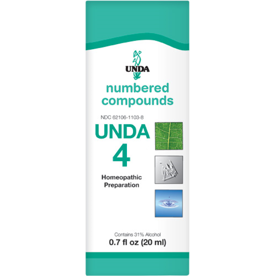 Picture of Numbered Compound #4 (20ml), Unda