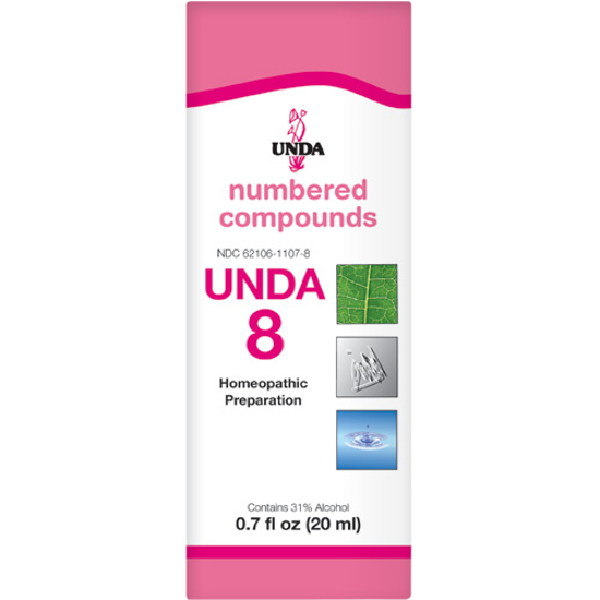 Picture of Numbered Compound #8 (20ml), Unda