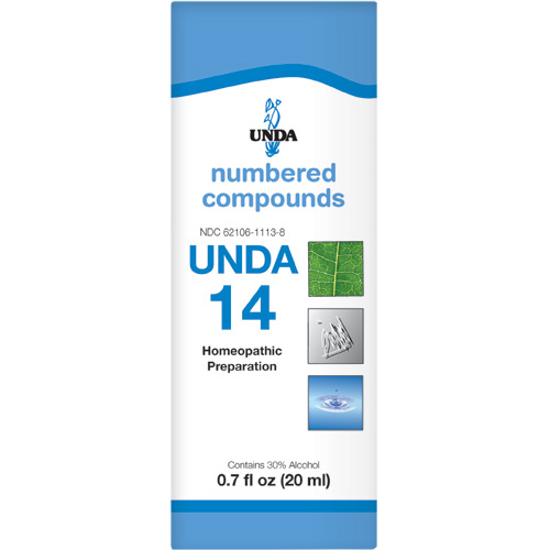Picture of Numbered Compound #14 (20ml), Unda