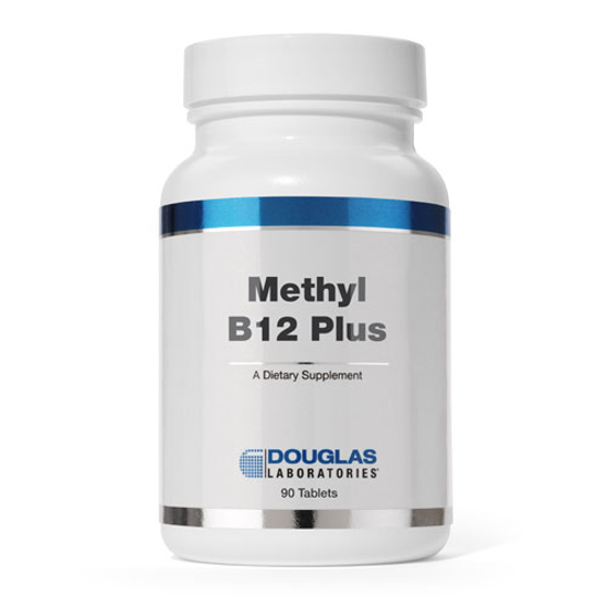Picture of Methyl B12 Plus 90 Tabs by Douglas Laboratories