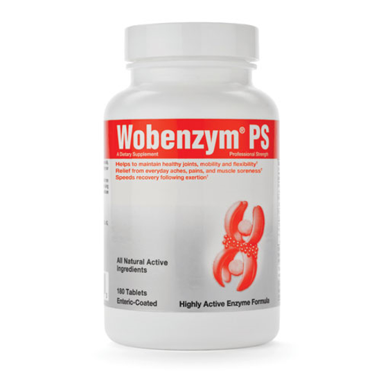Picture of Wobenzym PS by Douglas Laboratories