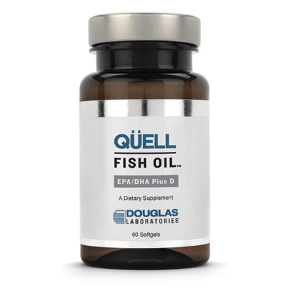 Picture of Quell Fish Oil by Douglas Laboratories