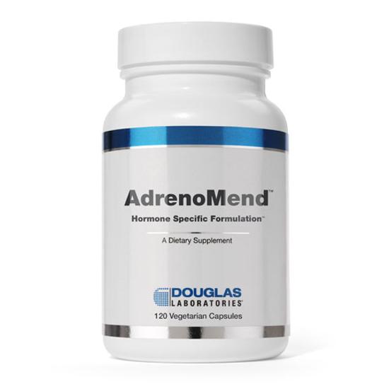 Picture of AdrenoMend 120 Caps by Douglas Laboratories