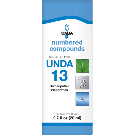 Picture of Numbered Compound #13 (20ml), Unda