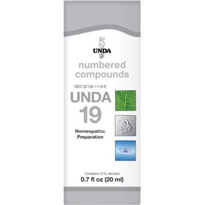 Picture of Numbered Compound #19 (20ml), Unda